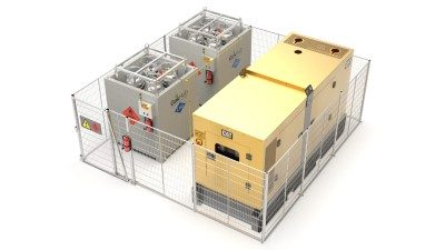 LNG - Battery Pack